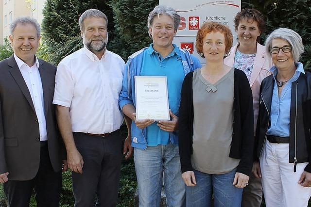 Auszeichnung für Sozialstation