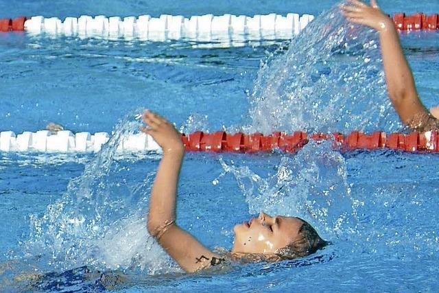 Swim&Run geht perfekt über die Bühne