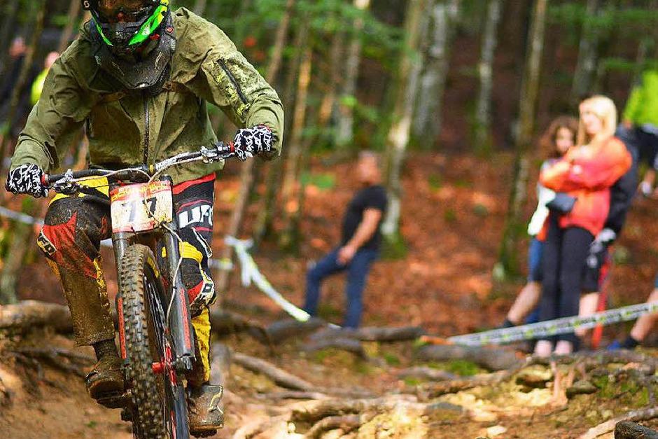 Deutsche Downhill-Meisterschaft in Todtnau (Foto: Michael Herrmann)