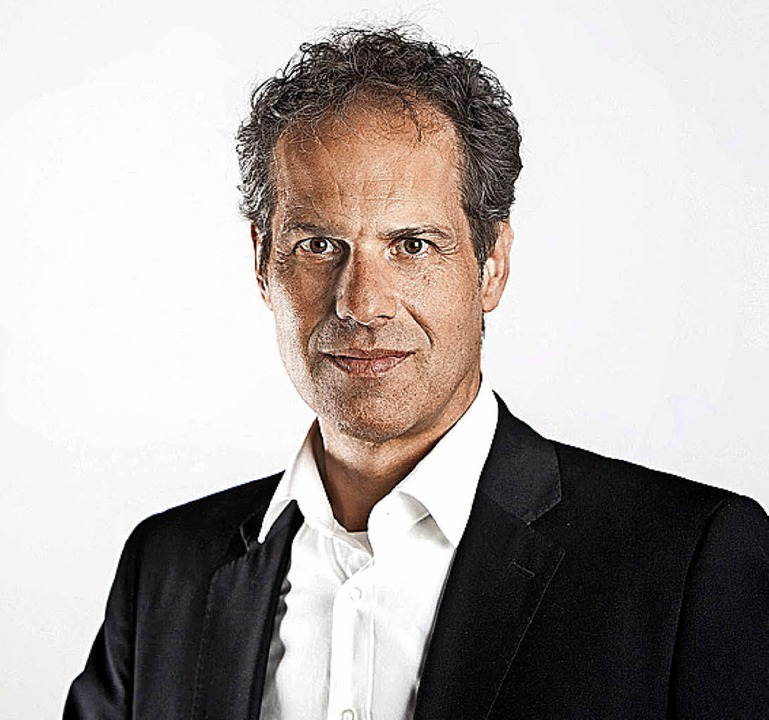 Dekan der Fakultät: Professor Martin Aichele.     Foto: zvg