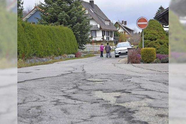 Feldberg erhält 750 000 Euro für Straßensanierung