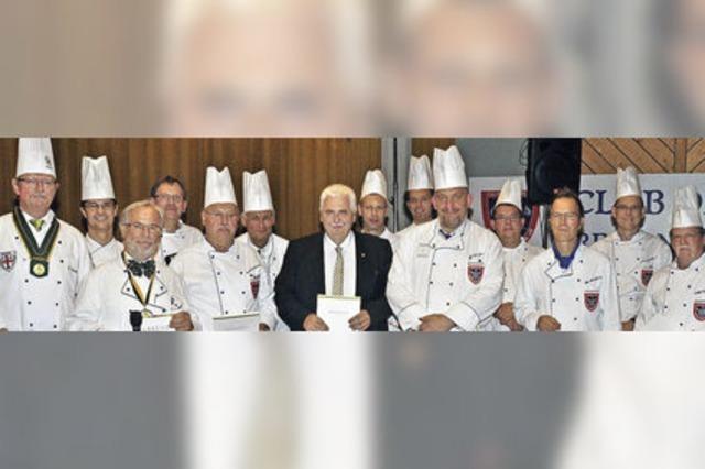 Experten für den Genuss feiern mit 250 Gästen