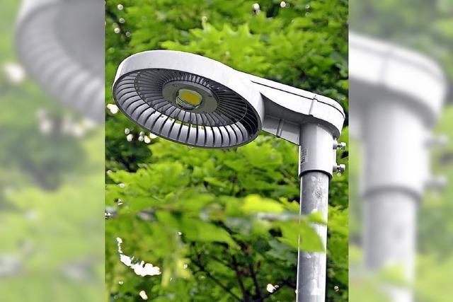 Schritt für Schritt zur LED-Beleuchtung