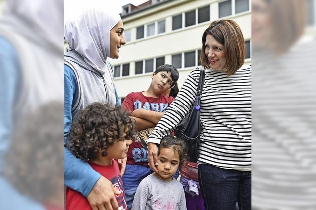 Integrationsministerin Bilkay Öney: Die Blitzableiterin