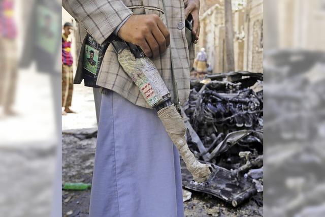 Der IS attackiert Trauergemeinde