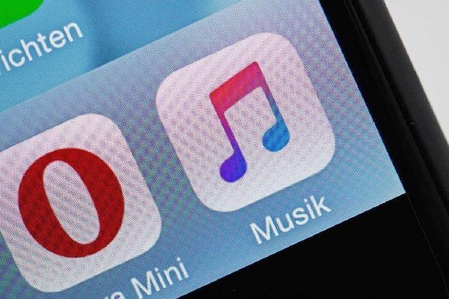 Wie der Streamingdienst Apple Music funktioniert