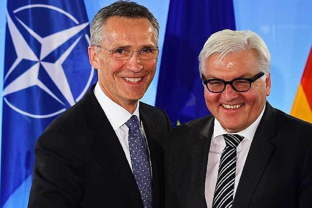Nato sieht Griechenland-Krise mit Sorge
