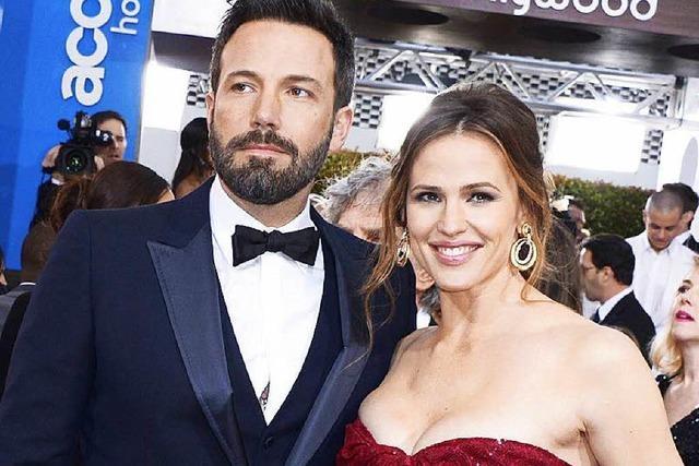 Ehe-Aus für Jennifer Garner und Ben Affleck