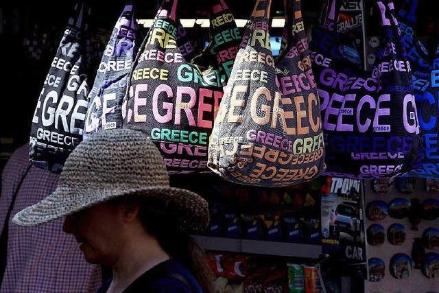 Ängste bei Griechenland-Urlaubern, aber keine Stornierungen