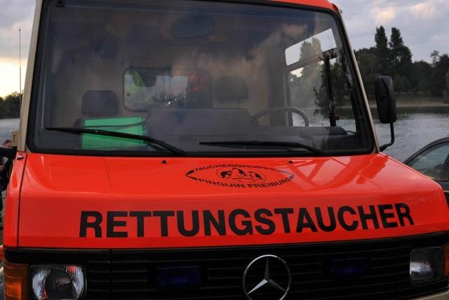 Rettung aus dem Rhein: Frau vor dem Ertrinken gerettet