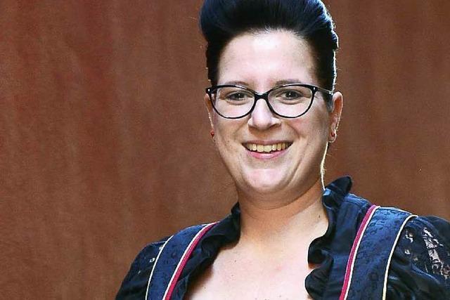 Freiburgerin geht als Zäpfle-Botschafterin nach New York