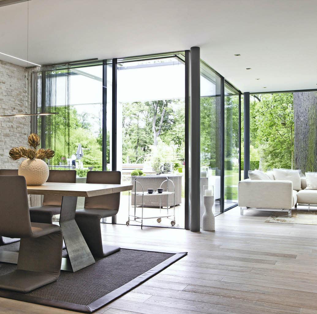 wohnen auf eine ebene haus garten badische zeitung. Black Bedroom Furniture Sets. Home Design Ideas