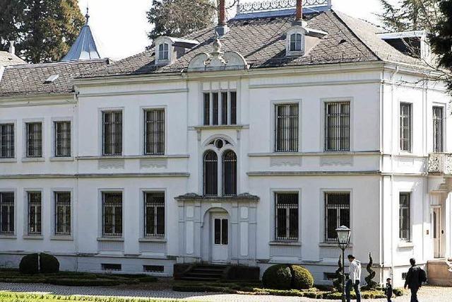 Villa Jamm im Lahrer Stadtpark schließt in Teilen