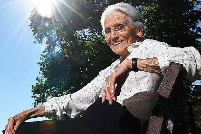 Hoch Annelie geht auf eine 90-Jährige aus Konstanz zurück