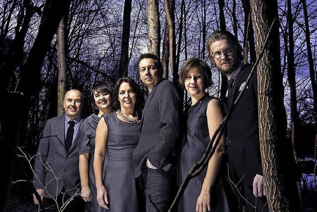 Norwegisches Ensemble präsentiert in der Lörracher Stadtkirche A-cappella-Kunst