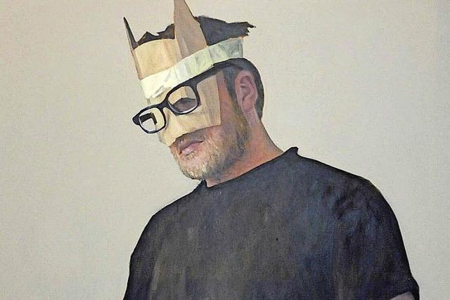 Werke von Sebastian Herzau beim Kunstverein Kirchzarten