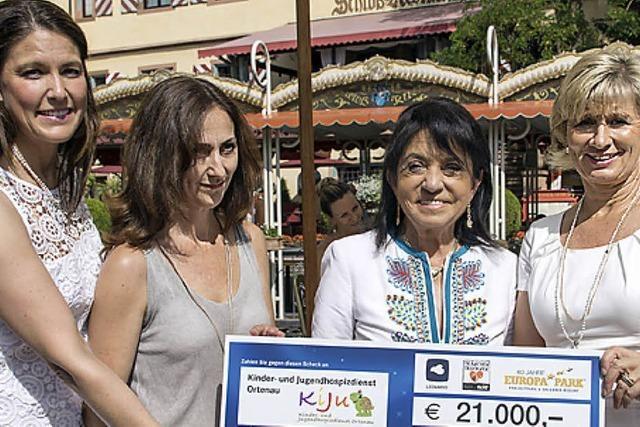 21 000 Euro für guten Zweck