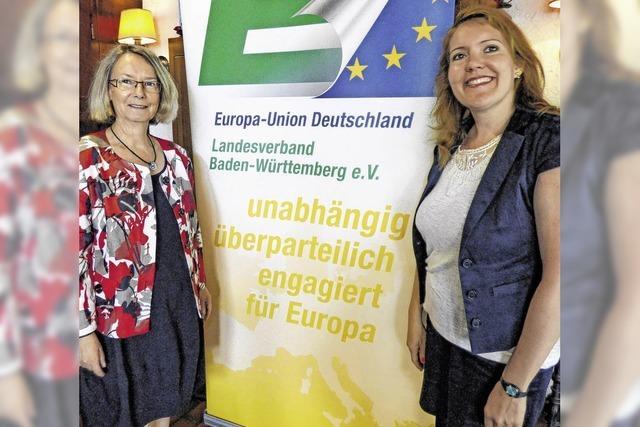 Europa-Union zu Gast in Waldshut