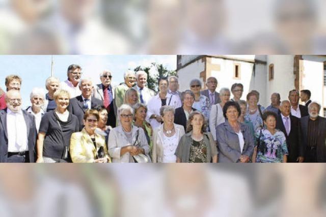 Den christlichen Glauben nach 50 und 60 Jahren bekräftigt