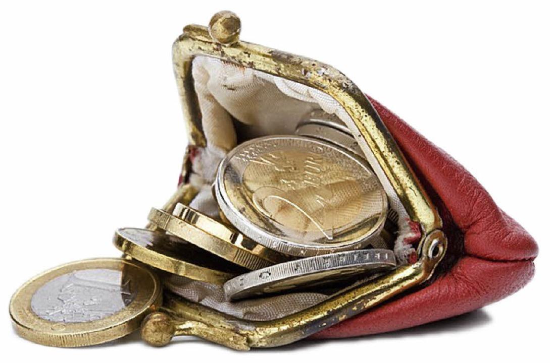 Bundesmittel  füllen die Geldbeutel der Gemeinden.    Foto: by-studio (Fotolia.com)