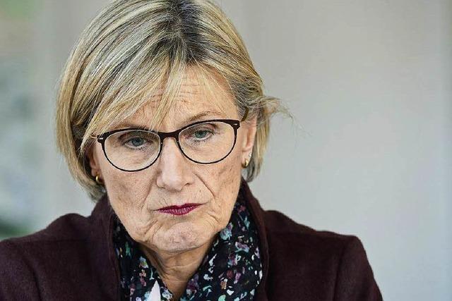 Landrätin Störr-Ritter erntet Lob und Kritik auf Rede zur Kandidatur