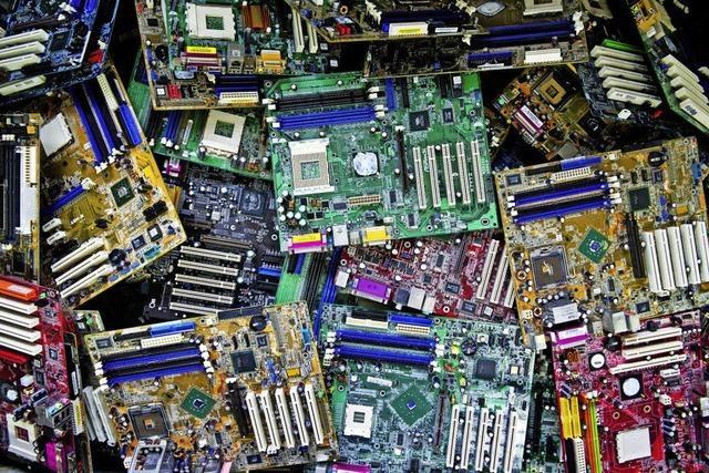 Es soll mehr Elektromüll recycelt werden