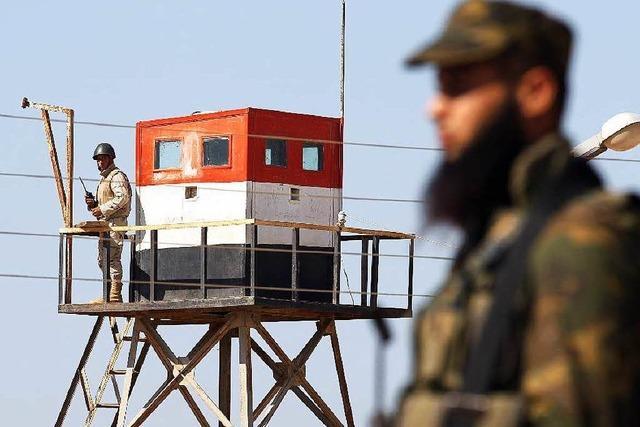 IS-Truppen greift Ort in Ägypten an – viele Opfer