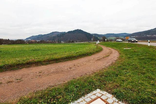 Neues Gewerbegebiet Brunnenrain-West in Waldkirch