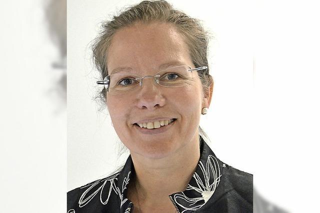 Diana Stöcker tritt im September an