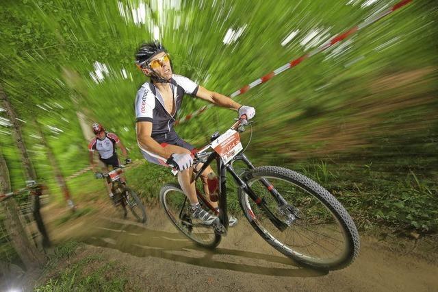 Rund 500 Mountainbiker