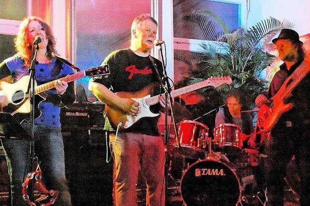Country-Festival mit regionalen und Schweizer Bands