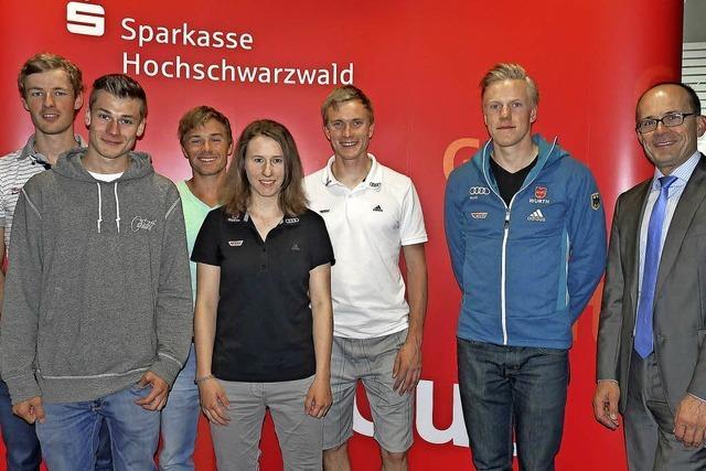 So profitieren Schwarzwälder Skisportler von regionaler Förderung