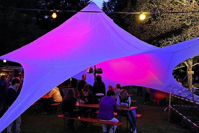Sommerfest im Kurgarten in Titisee-Neustadt