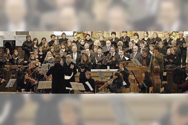 Festkonzert zum 600. Schwyzertag in Tiengen