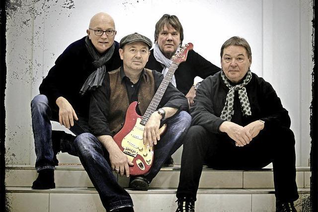 Die Band X-Da Capo spielt Songs von Jimi Hendrix, The Who und Sting