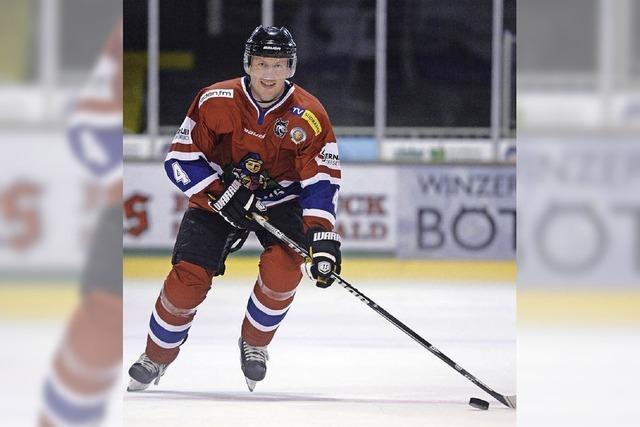 Eishockey-Wölfe testen für die DEL 2