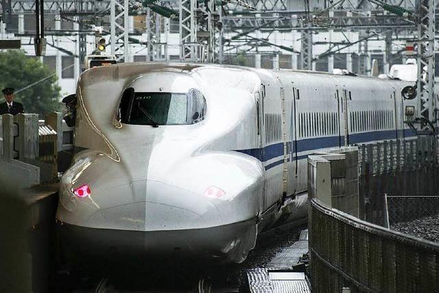 Japan: Selbstverbrennung in fahrendem Zug führt zu Panik