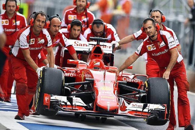 Wie sich die Formel 1 selbst in die Krise manövriert hat