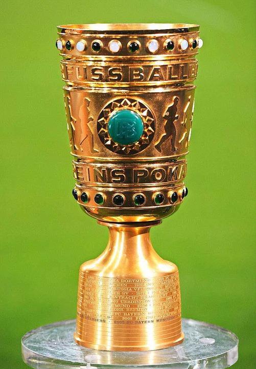 Der DFB-Pokal  | Foto: dpa
