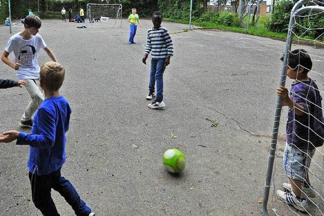 Stadt regelt Öffnungszeiten von Spiel- und Bolzplätzen