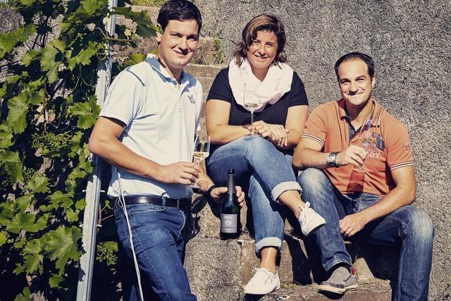 Eva Köpfer leitet Weingut