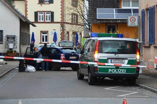 Toter Bankräuber war für mehrere Straftaten verantwortlich