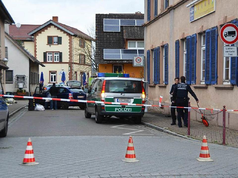 Drei Überfälle, ein Täter  | Foto: Manfred Frietsch