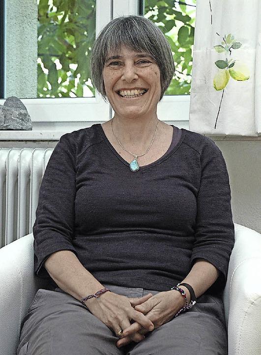 Bei Burnout helfen:  die Sozialwissens...erin und Heilpraktikerin Anette Maaßen    Foto: Ounas-Kräusel