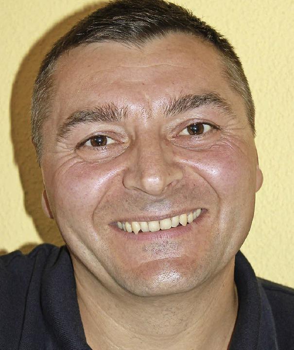 Jurij Schäfer fühlte sich in Bonndorf ...n aus Kasachstan hierher gekommen ist.  | Foto: Martha Weishaar