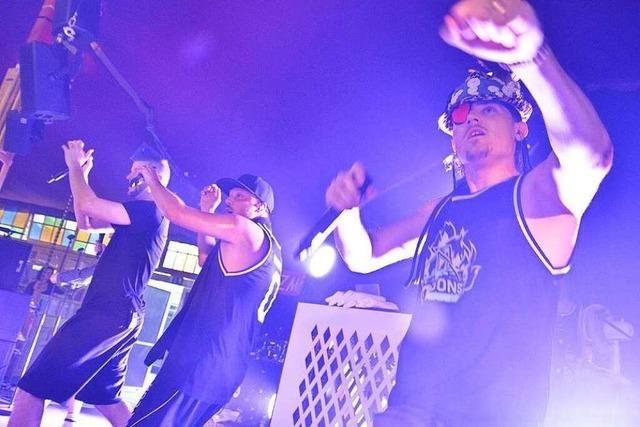 ZMF-Fotos: Die Orsons (2) Backstage