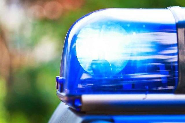 Frau stirbt nach Sprung in See nahe Offenburg
