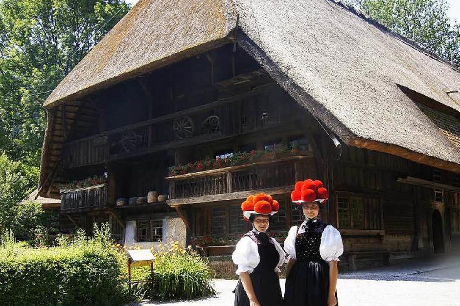 BZ-Familientag beim Schwarzwälder Freilichtmuseum Vogtsbauernhof in Gutach (Kinzigtal) (Foto: Stephan Hoferer)