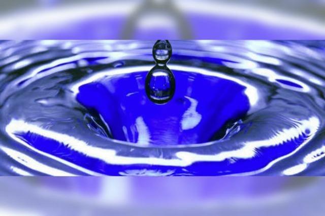 Das Wasser bleibt für alle da