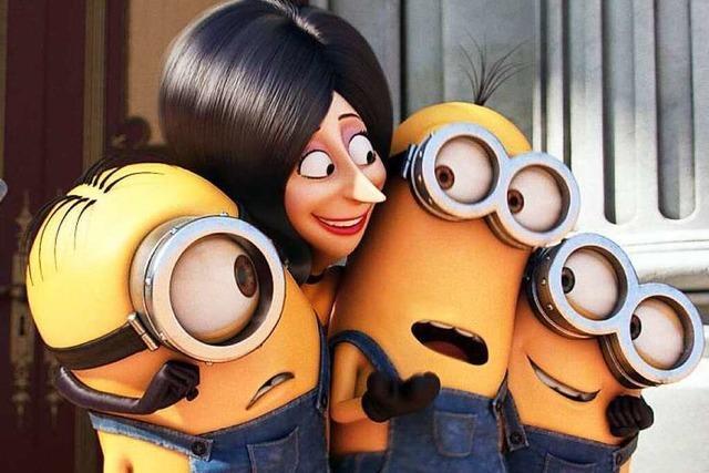 Kinotipp: Minions